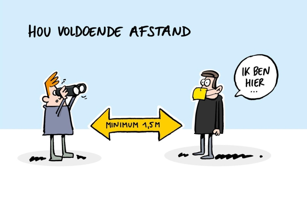 AFSTAND NL