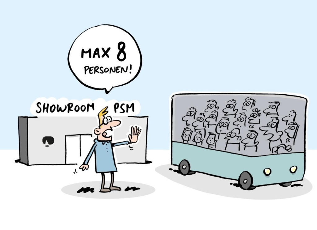 SHOWROOM NL